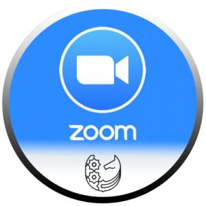 logo aplikacji zoom